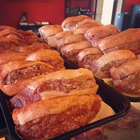 Laurel Butcher Stuffed Pork Chops