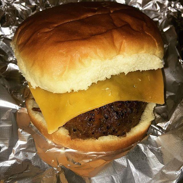 Laurel, Mississippi - Lunch Burger