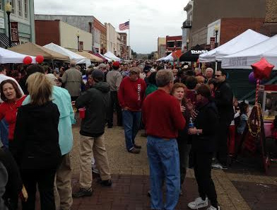 2015 Magnolia State Bank Chili Cook Off