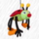 mobile coccinelle, mobile à ressort chèvre, mobiles z'animaux, lestrouvaillesduzebre, peluches animaux, décoration chambre enfant, les trouvailles du zèbre, cadeau naissance, Mobile décoratif bébé, mobile chambre enfant, mobile chambre bébé, mobiles décoratifs à suspendre, mobile à suspendre au plafond, mobiles décoratifs animaux, mobiles décoratifs animaux à suspendre, mobile à suspendre bébé, mobile suspension décorative, mobile décoratif chambre bébé, mobiles animaux, mobiles animaux chambre enfant, mobiles enfant, mobiles bébé, mobiles à ressort, mobile enfant plafond, mobiles enfant à ressort, mobiles bébé à ressort