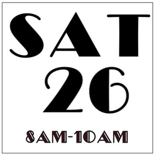 PRIORITY BOOKING SATURDAY OCT 26, 2019 8AM-10AM