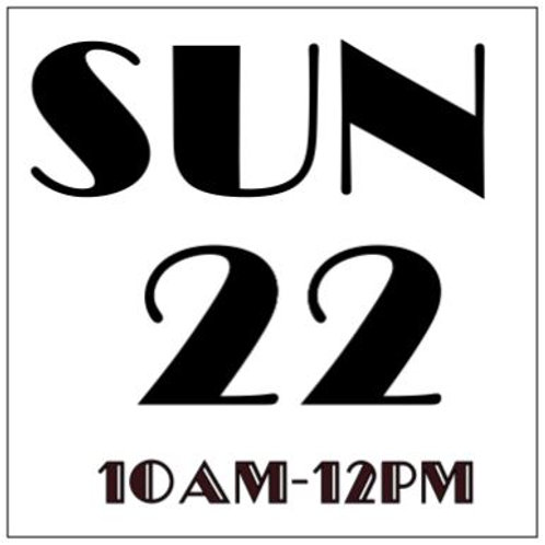 PRIORITY BOOKING SUNDAY SEPT 22, 2019 10AM-12PM