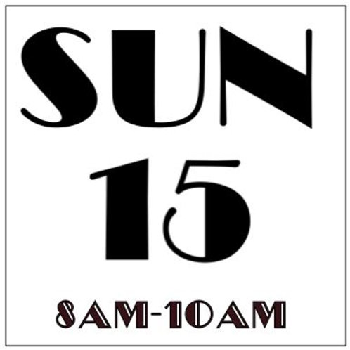 PRIORITY BOOKING SUNDAY SEPT 15, 2019 8AM-10AM