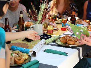 5 Ways to Eat Without Overeating this Holiday Season