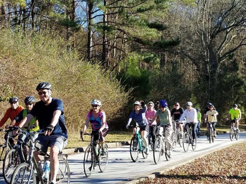 Jan. community ride