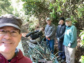 Trail Maintenance Thursday