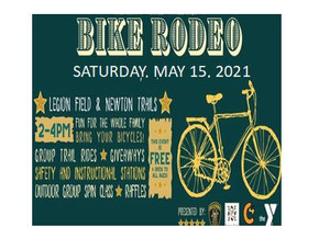 BIKE RODEO RESCHEDULED TO MAY 15th!