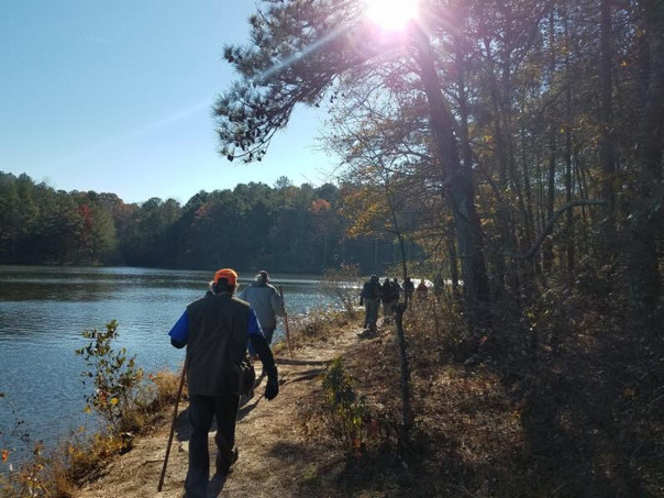 Weekly Hikes Returning!