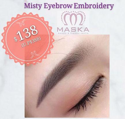 eyebrow facial salon