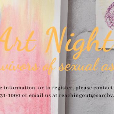 Art Night for Survivors