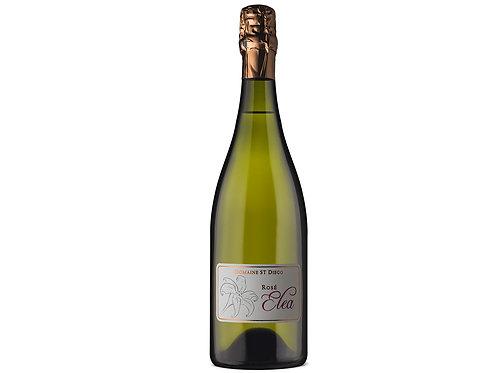 botella de vino espumante Elea Rose