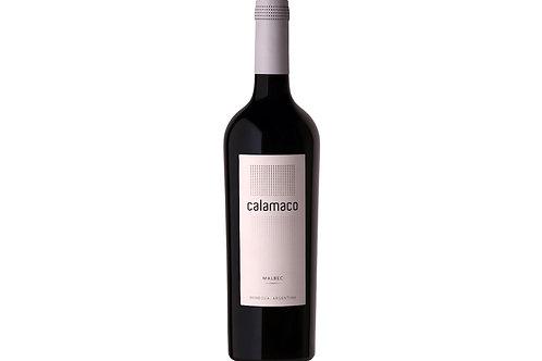 Botella de Vino Calamaco Clásico Malbec