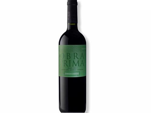 botella de vino Obra Prima Malbec Series