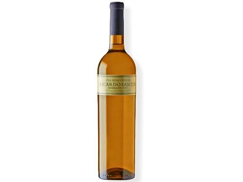 botella de vino Ricardo Santos Semillon