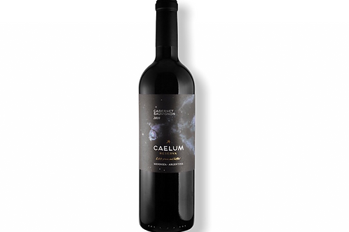 botella de vino Caelum Gran Reserva Cabernet Sauvignon