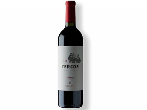 botella de vino Tercos Bonarda