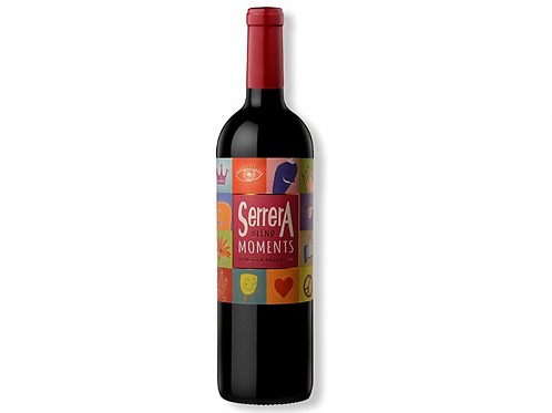 Botella de vino Serrera Moments Blend