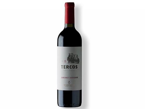 botella de vinos Tercos Cabernet Sauvignon