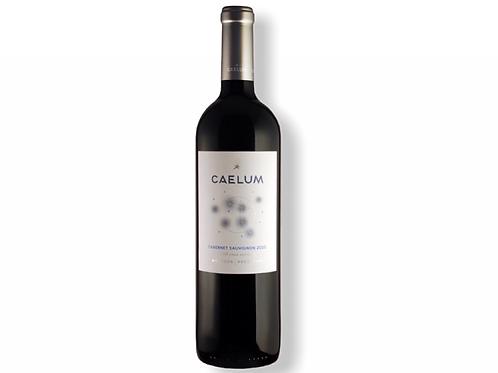 Botella de vino Caelum Cabernet Sauvignon Línea Joven