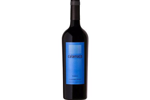 Botella de Vino Calamaco Reserva Cabernet Franc