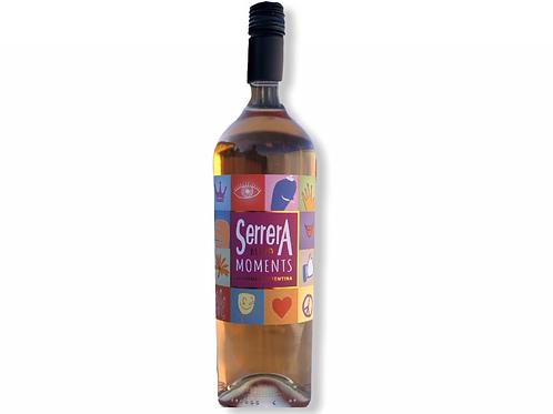 Botella de vino Serrera Moments Blend Tardío