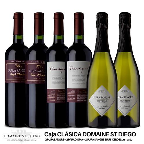 Caja Mixta - Degustación Clásicos de Domaine St. Diego