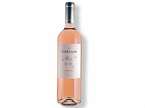 Botella de vino Caelum Rosado Línea Joven