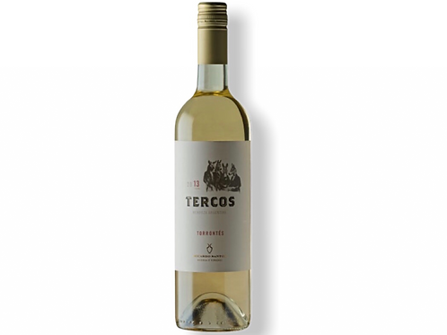 botella de vino Tercos Torrontés