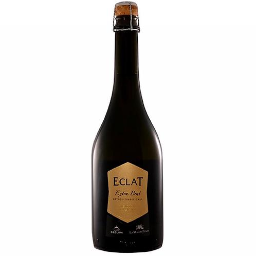 botella de vino espumante Eclat Solera