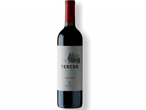botella de vino Tercos Sangiovese