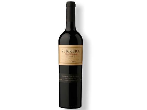 Botella de vino Serrera Gran Guarda
