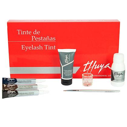 Thuya tinting kit (black, blue-black, brown, light brown)