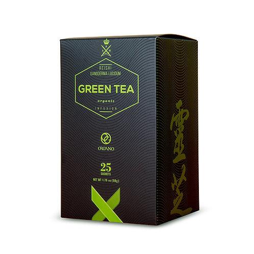 Organic Green Tea (25 sachets)