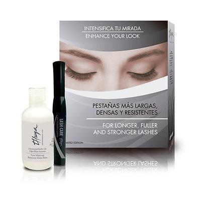 Thuya Eyelash strengthening gel + make up remover