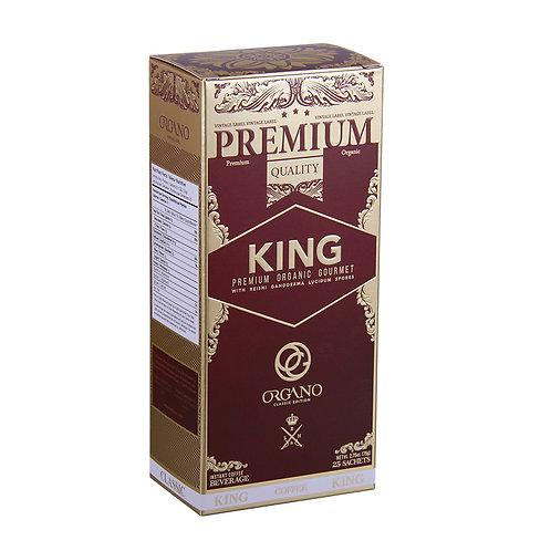 Gourmet Organic King of Coffee (25 sachet)