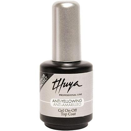 Thuya Gel On-Off Top Coat Anti yellowing 14 ml