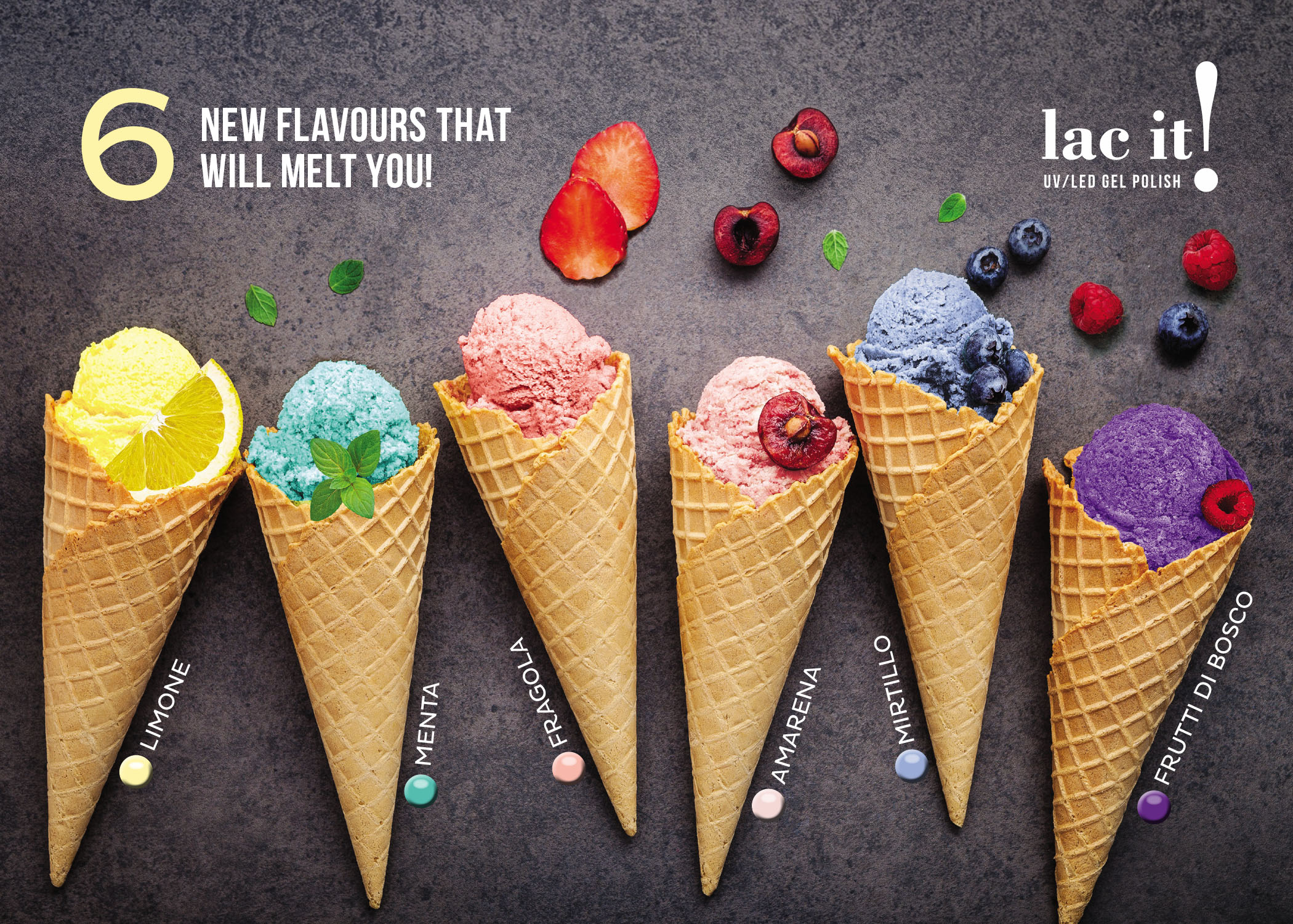 lac it! Gelato Collection