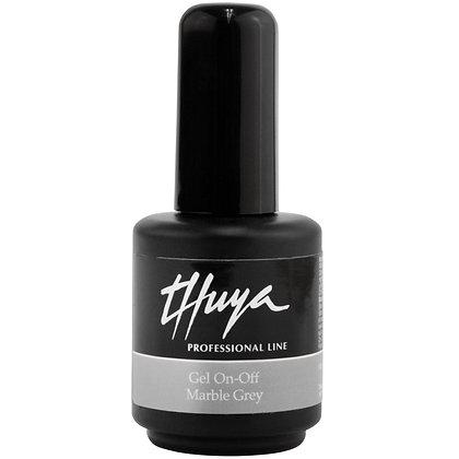 Thuya Gel On-Off Marble Grey 14 ml