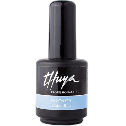 Thuya Gel On-Off Baby Blue 14 ml