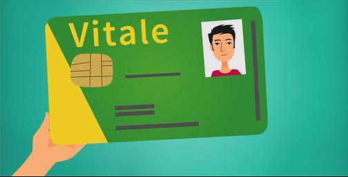 Carte Vitale Photo.How To Get Your Carte Vitale