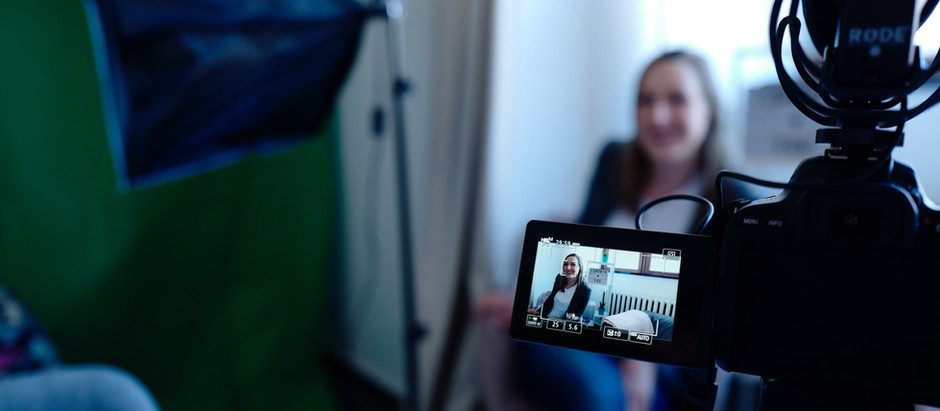 3 ideas to dynamize your resume video