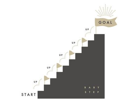 大きい目標(就職)に向けて毎週行っていること