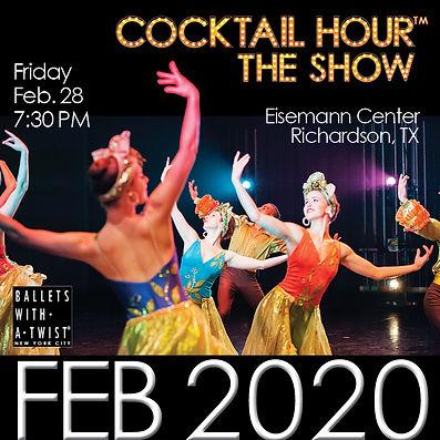 20200228 BWAT Richardson Texas Upcoming.
