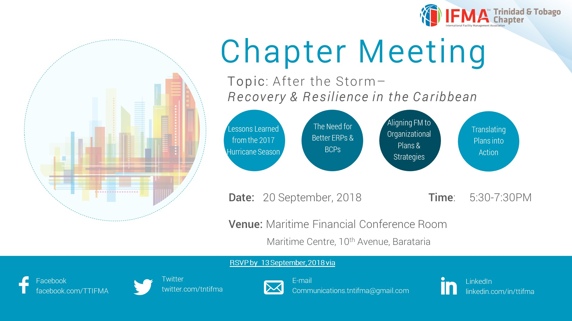 Chapter Meeting Flyer- Sept 2018