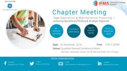 Chapter Meeting Flyer- Nov 2018