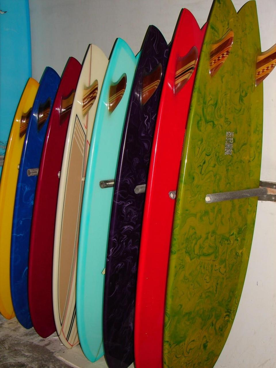 Surfboards By Chris Birch