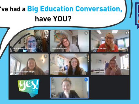 Yes Futures' Big Education Conversation