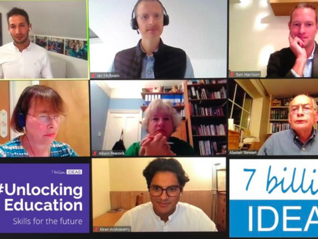 #UnlockingEducation – A discussion on skills for the future