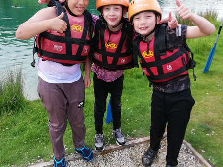 Shining Stars Overcome Challenges at Into the Wild
