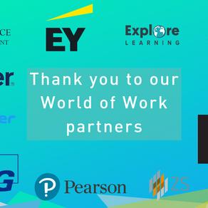 Virtual World of Work Experiences